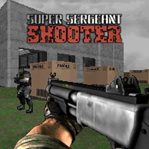super sergeant shooter GameSkip