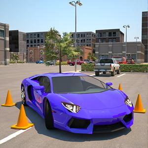 suv parking 3d GameSkip