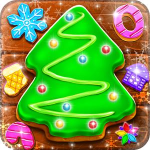 sweet christmas cookies GameSkip