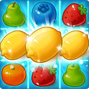 sweet fruit candy GameSkip