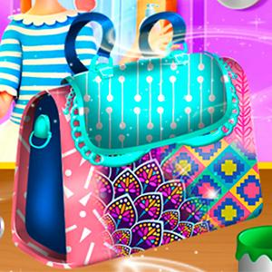 teen girl bag decor GameSkip