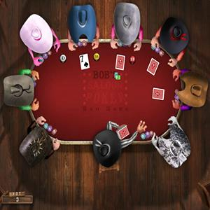 texan cowboy poker GameSkip
