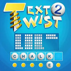 text twist 2 GameSkip