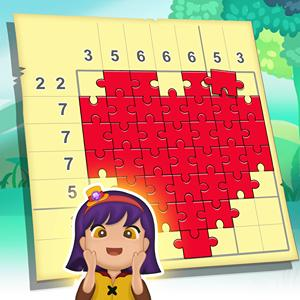 the mystic puzzland - picross GameSkip