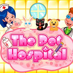 the pet hospital GameSkip