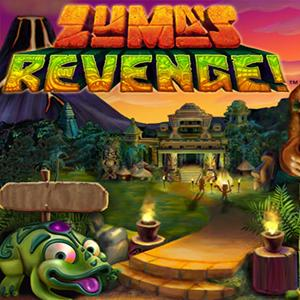 the revange of zuma GameSkip