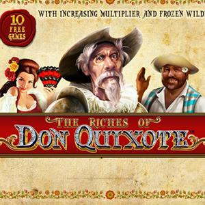 the riches of don quixote slot GameSkip