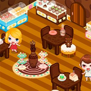 the sweet cake shop GameSkip