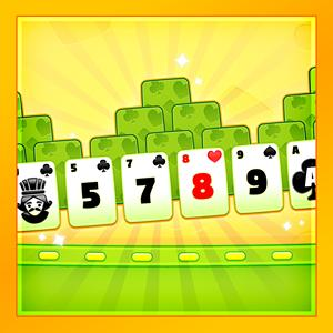 tripeaks solitaire super suite GameSkip