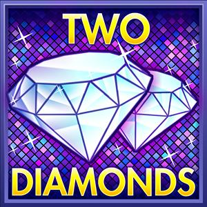 two diamond slots GameSkip
