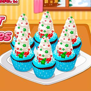 winter cupcakes GameSkip