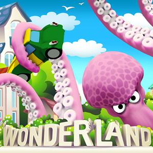 wonderland GameSkip
