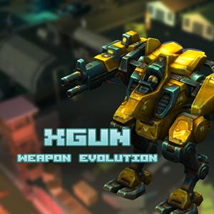 xgun-weapon evolution GameSkip