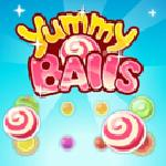 yummy balls GameSkip