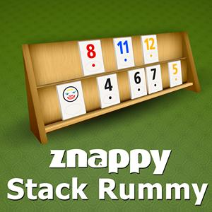 znappy stack rummy GameSkip