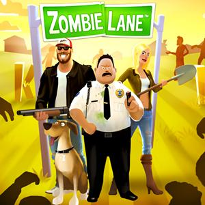 zombie lane GameSkip