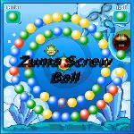 zuma screw ball GameSkip
