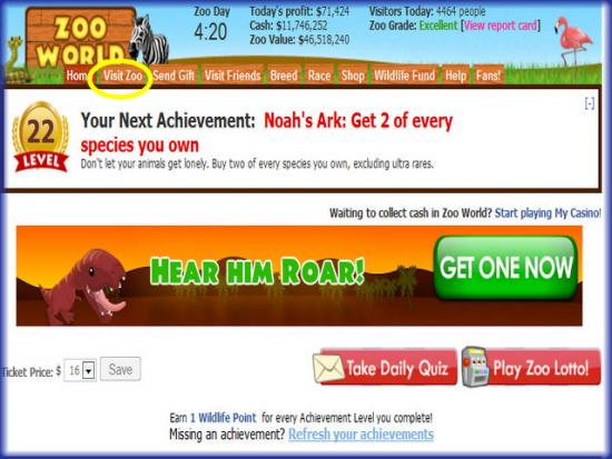 zoo world classic